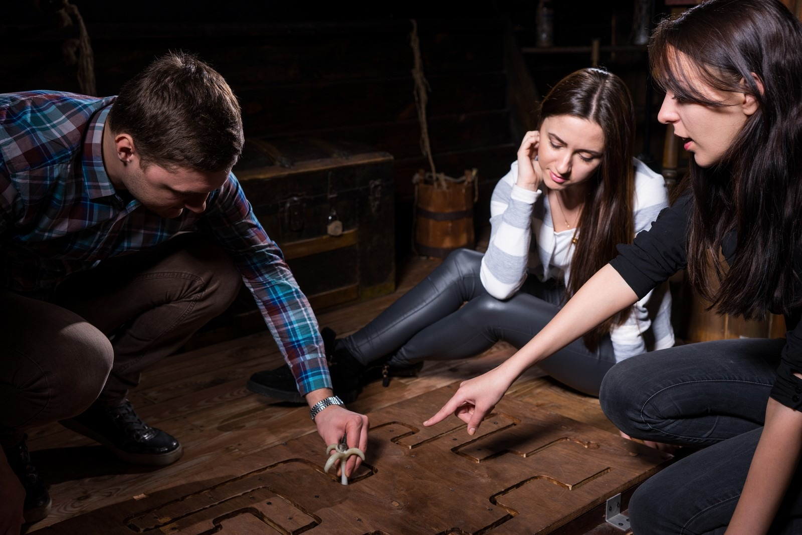 Room 13 Escape Room Experience in Aberystwyth - Mid-Wales (4)